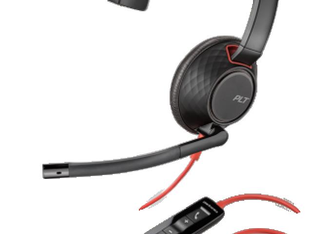 Plantronics расширила линейку гарнитур серии Blackwire 5200